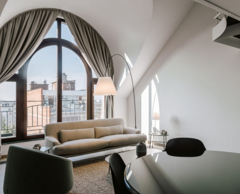 Concierge services apartment for rent in Brussels