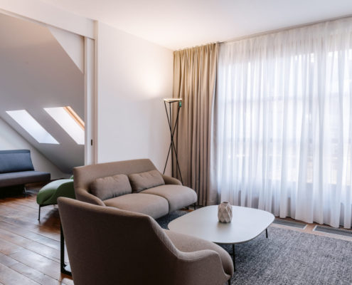 Rent a flat in Brussels, European Quarter