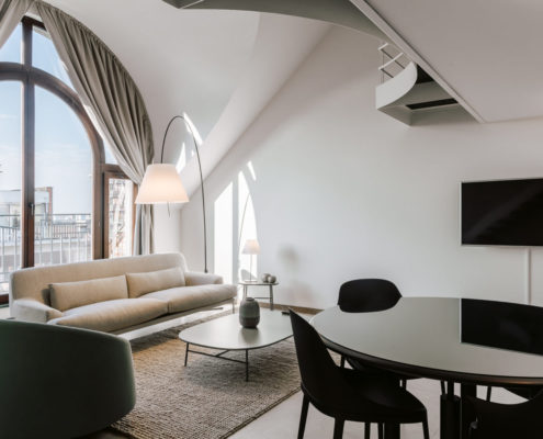 Rent a duplex in Brussels