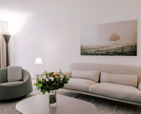 Rent an apartment in European district Brussels