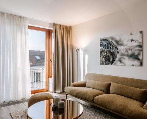 Louer un appartement à Bruxelles, Quartier Européen