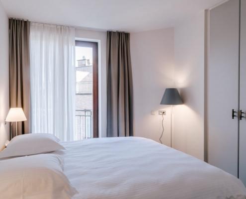 A louer : appartements à Bruxelles, entièrement équipés, y compris les services et les coûts